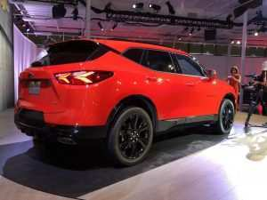 16 The 2019 Chevrolet Blazer Release Date Style