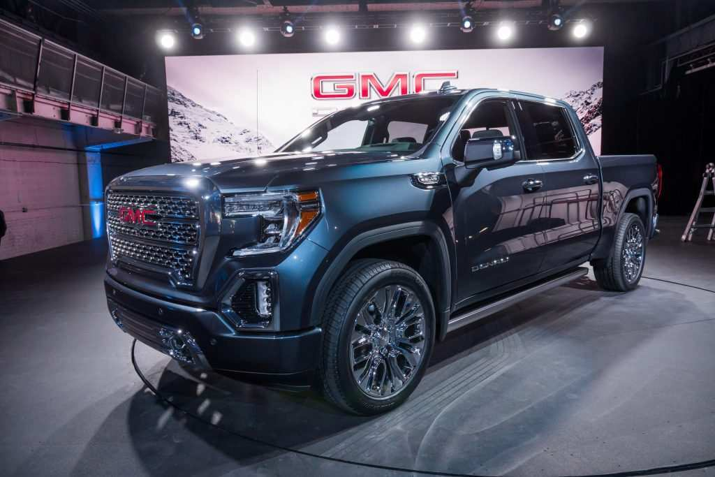 16 The 2019 Gmc Release New Review