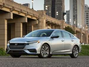 16 The 2019 Honda Insight Review Wallpaper