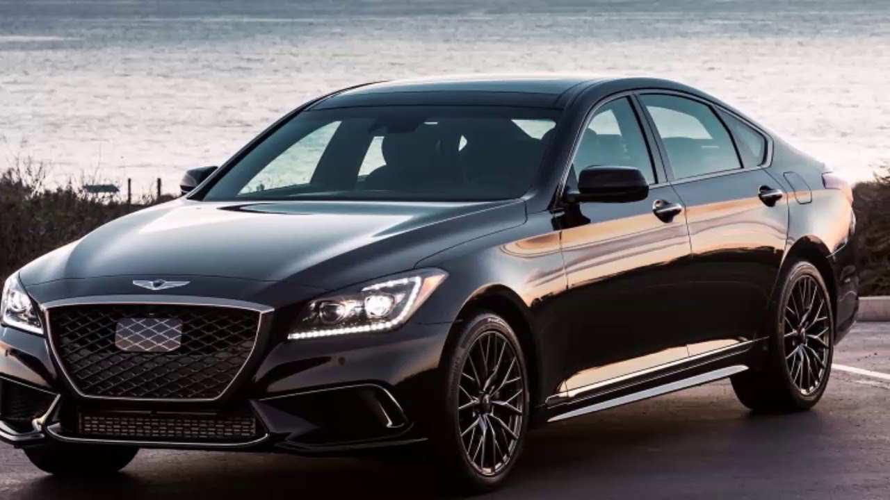 16 The 2019 Hyundai Genesis G90 Pictures
