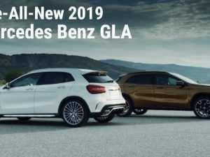 16 The 2019 Mercedes Benz Gla New Concept