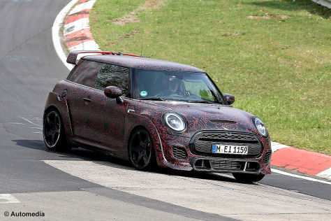 16 The 2019 Mini Jcw Gp Performance And New Engine