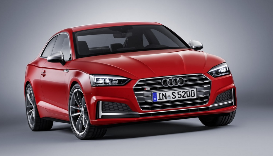 16 The 2020 Audi A5 Coupe New Model And Performance