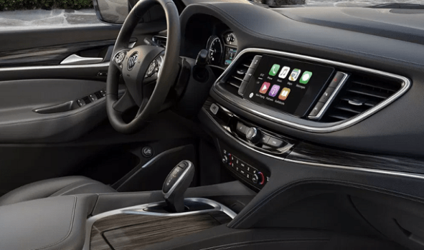 16 The 2020 Buick Enclave Changes Release