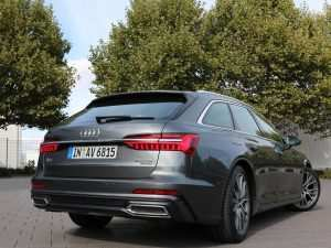 16 The Best 2019 Audi A6 Review Performance and New Engine