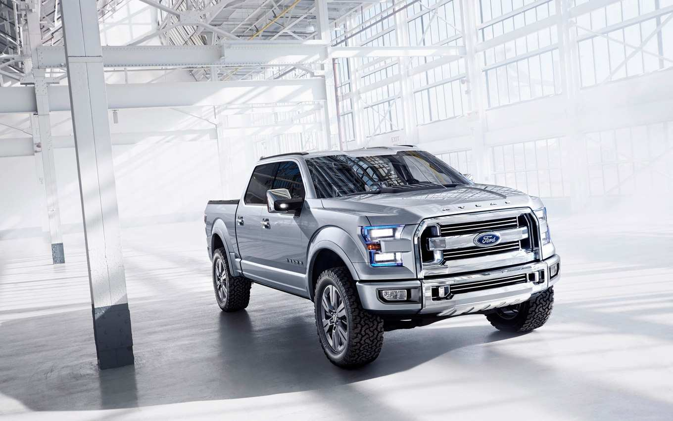 16 The Best 2019 Ford Atlas Concept