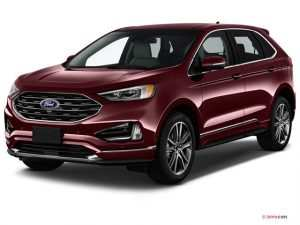 16 The Best 2019 Ford Edge Release