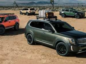16 The Best 2020 Kia Telluride Trim Levels Concept