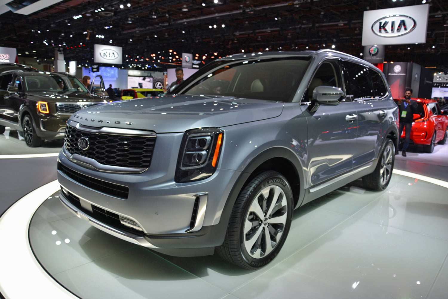 16 The Best Kia Suv 2020 Telluride Release Date And Concept