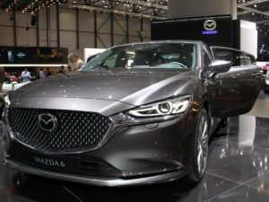 16 The Best Mazda 6 2020 6 Zylinder Concept