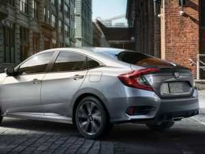 16 The Honda Civic 2020 Research New
