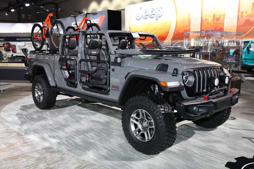 16 The How Much Is The 2020 Jeep Gladiator Performance And New Engine