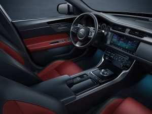 16 The Jaguar Xf 2019 Performance and New Engine