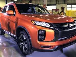 16 The Mitsubishi Outlander Sport 2020 Concept and Review