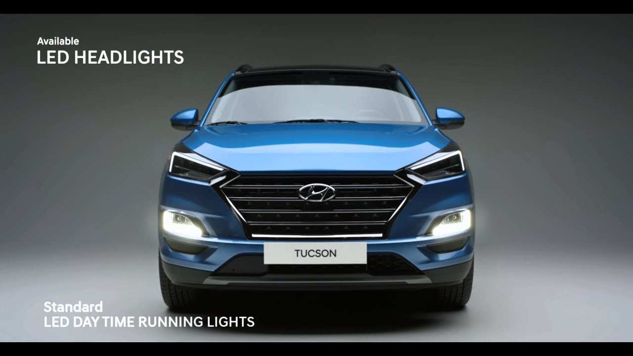 16 The New Hyundai Tucson 2020 Youtube Concept And Review