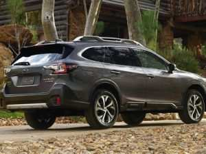 16 The Next Generation Subaru Outback 2020 Research New