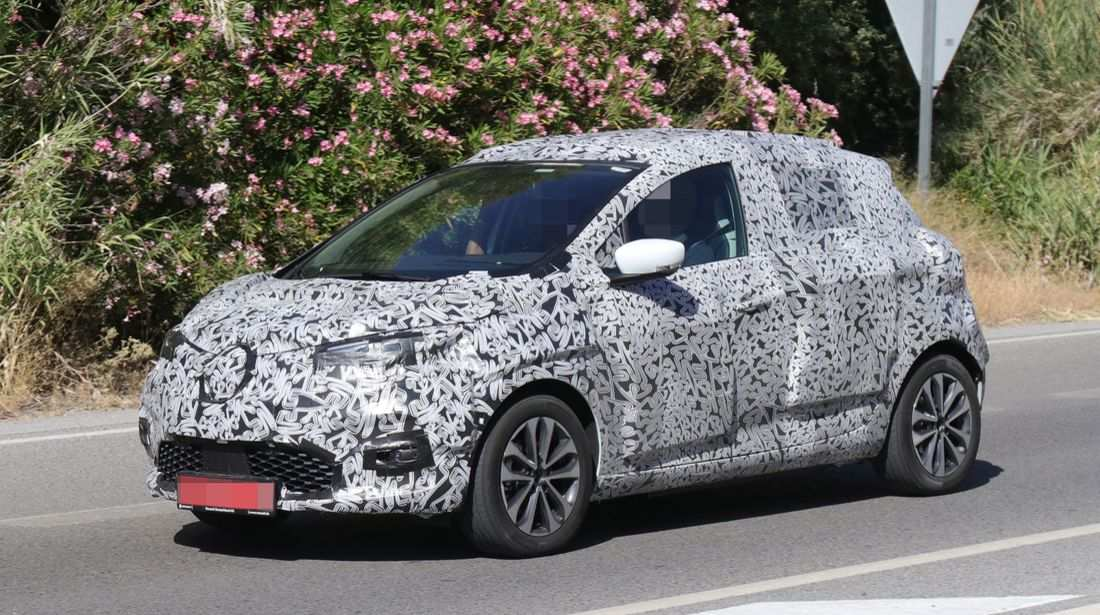 16 The Renault Zoe 2020 New Model And Performance