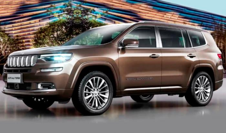 16 The The 2019 Jeep Grand Wagoneer Redesign And Review