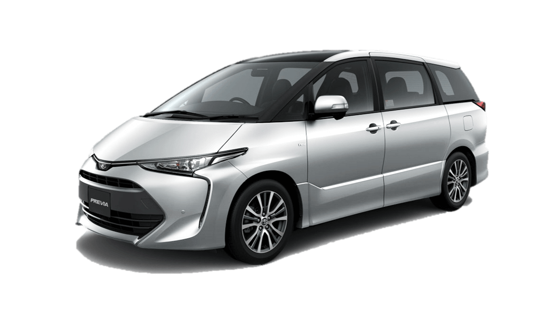 16 The Toyota Estima 2019 Pictures