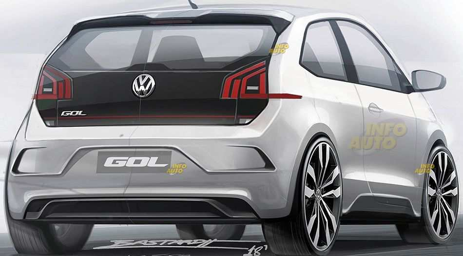 16 The Volkswagen Gol 2020 Exterior And Interior