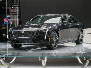 17 A 2019 Cadillac Ats Redesign Speed Test