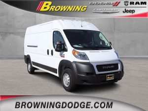 17 A 2019 Dodge Promaster New Model and Performance