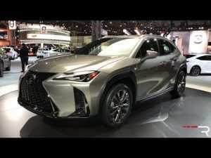 17 A 2019 Lexus Ux200 Prices