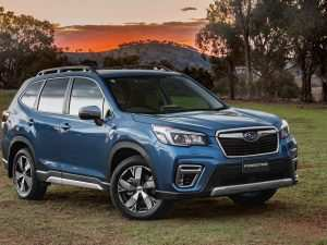 17 A 2019 Subaru Forester Sport 2 Engine
