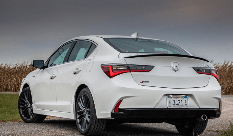 17 A 2020 Acura Ilx Redesign Redesign and Review