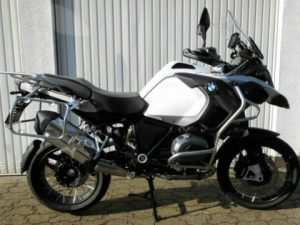 17 A 2020 Bmw R1200Gs Exterior and Interior