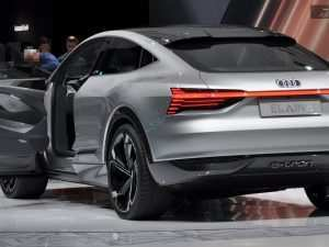 17 A Audi Elaine 2020 New Model and Performance