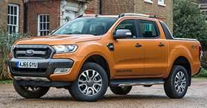Ford Ranger 2020 Price