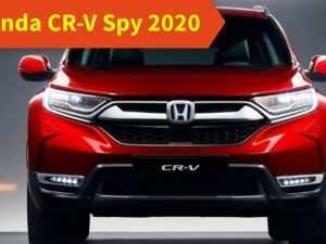 17 A Honda Crv 2020 Price Release Date and Concept