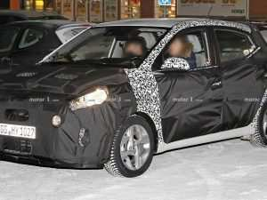 17 A Hyundai I10 2020 Photos