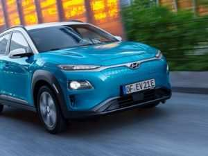 17 A Hyundai Kona Electric 2020 Pictures