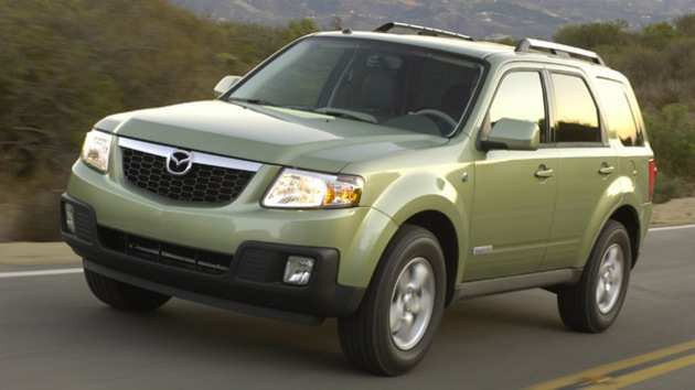 17 A Mazda Tribute 2020 Price Design And Review