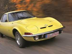 17 A Opel Gt 2020 Photos