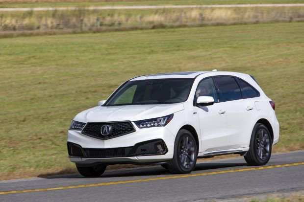 17 A Release Date Of 2020 Acura Mdx Spy Shoot