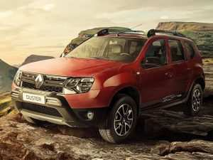 17 A Renault Duster 2019 Colombia Wallpaper