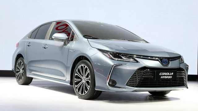 17 A Toyota New Shape 2020 Rumors