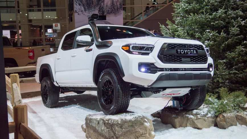 17 A Toyota Tacoma 2020 Pictures