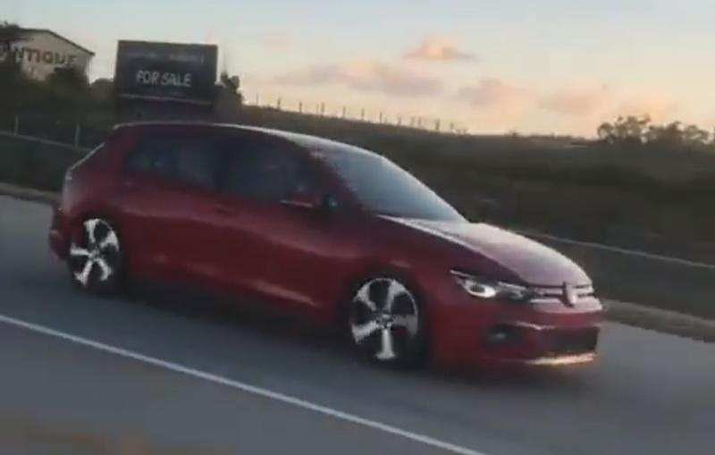 17 A Volkswagen Golf 8 2020 Redesign And Review