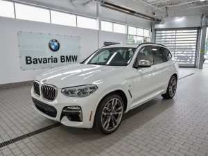 17 All New 2019 Bmw X3 New Model and Performance