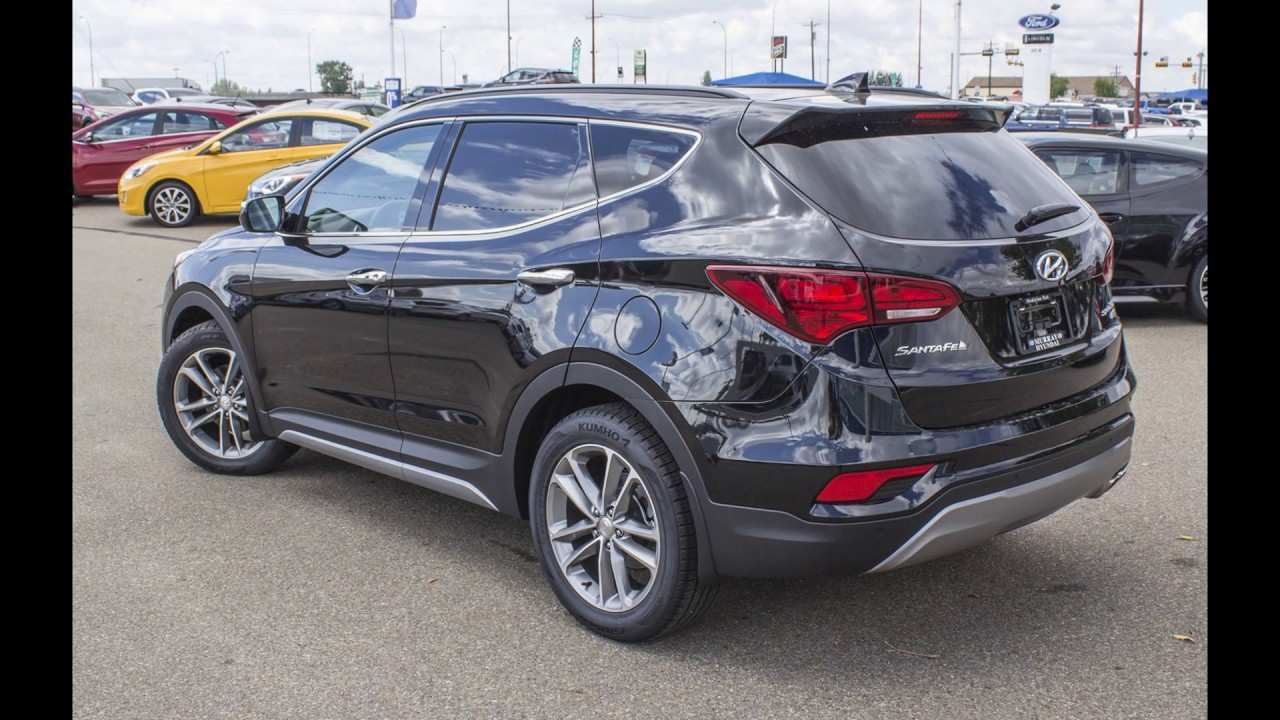 17 All New 2019 Hyundai Santa Fe Sport Redesign Ratings