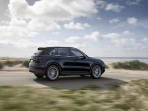 17 All New 2019 Porsche Cayenne Standard Features Exterior