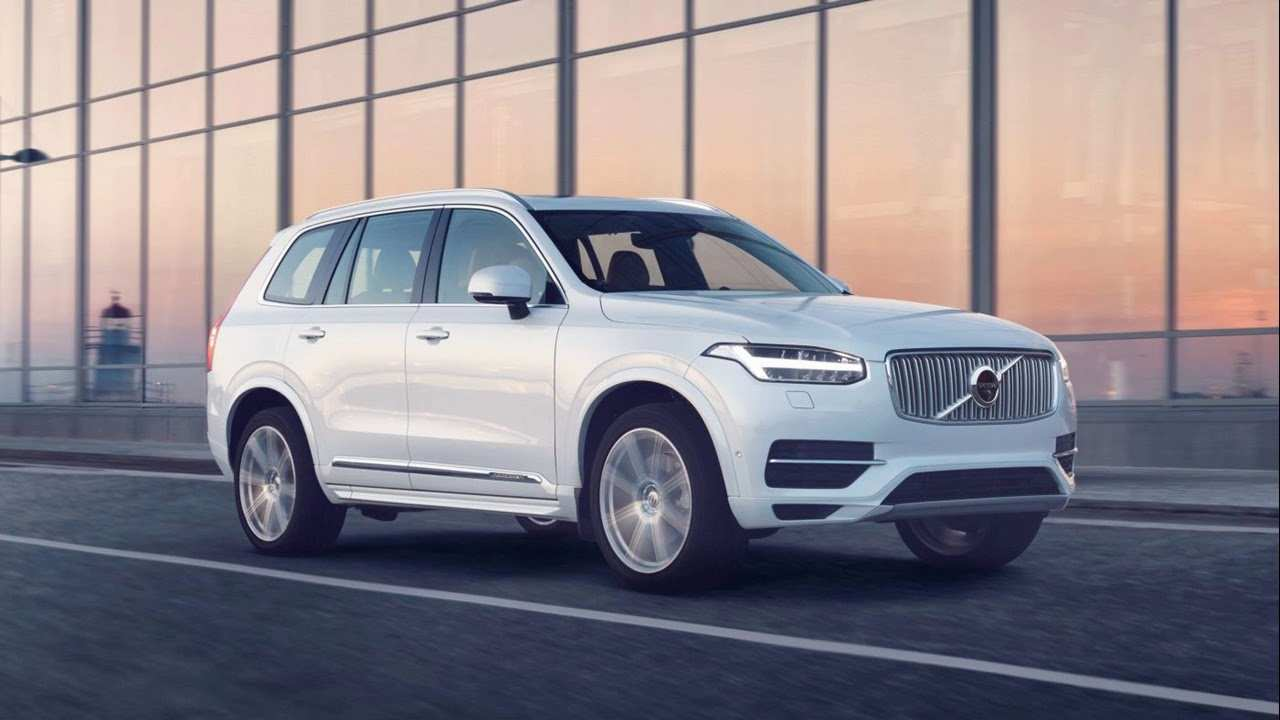 17 All New 2019 Volvo Xc90 Release Date Specs And Review