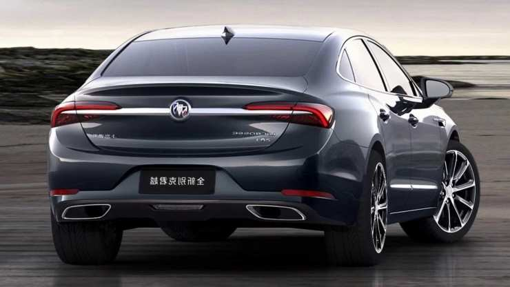 17 All New 2020 Buick Lacrosse China Speed Test