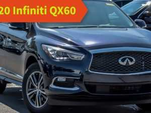 17 All New 2020 Infiniti Qx60 Redesign Price and Release date