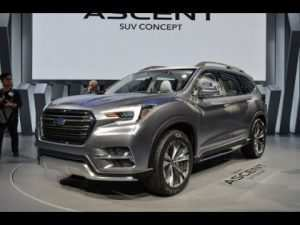 17 All New 2020 Subaru Ascent Release Date Rumors
