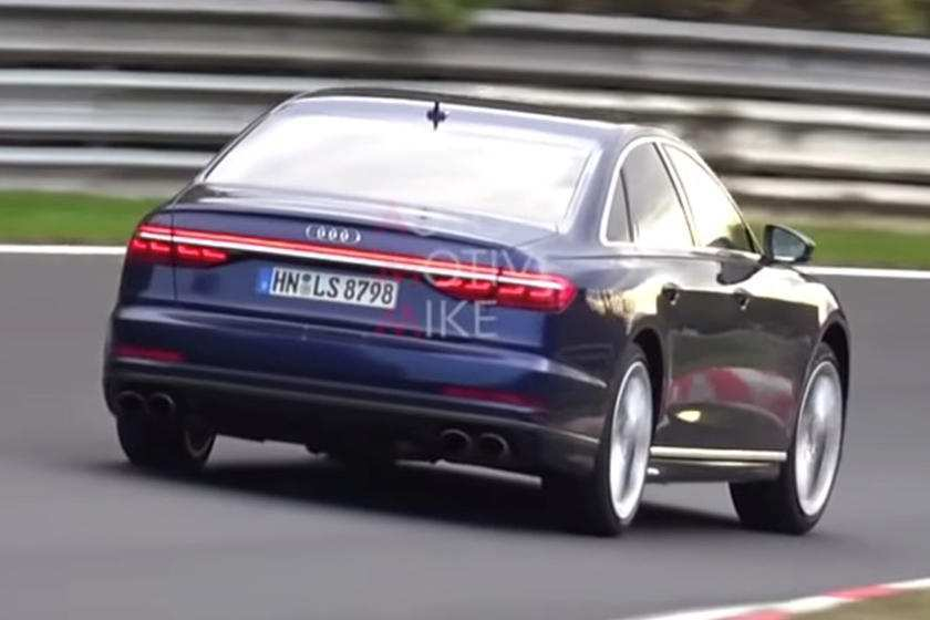 17 All New Audi S8 2020 Concept And Review